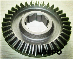 105,135 Bevel gear for 178F/186F Diesel engine tillers